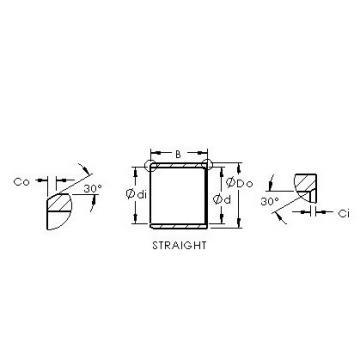 AST ASTEPB 1012-08 plain bearings