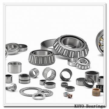 KOYO 51114 thrust ball bearings