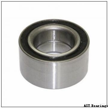 AST 601XHZZ deep groove ball bearings