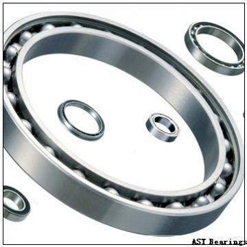 AST RNA4900 needle roller bearings