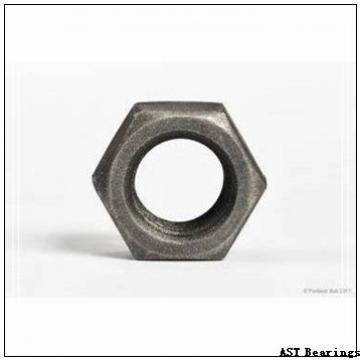 AST GEEM100ES-2RS plain bearings