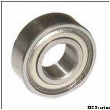 KBC 6311ZZ deep groove ball bearings