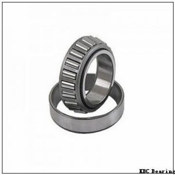 KBC 6017DD deep groove ball bearings
